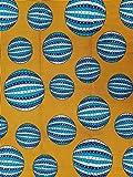 Baumwollstoff, inspiriert von afrikanischer Mode –