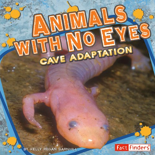 Animals with No Eyes audiobook cover art