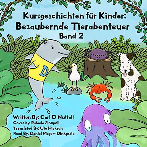Kurzgeschichten für Kinder [Short Stories for Kids] audiobook cover art