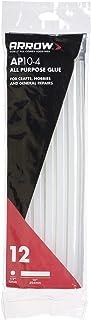 Arrow Fastener AP10-4 10-Inch All Purpose Glue Sticks