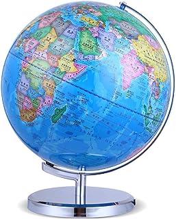 地球儀 中国語と英語の学生のための軽い教育装飾ギフト付きの32cmHd動物星座グローブ、JSL077-32