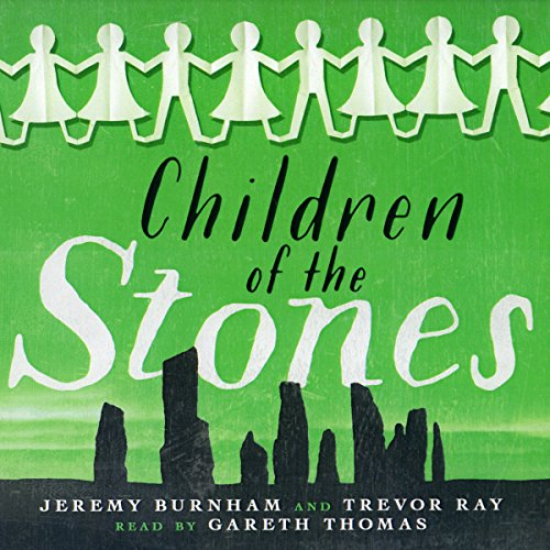 Children of the Stones audiobook cover art