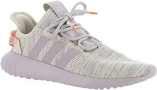 adidas Women's Kaptir X Running Shoes Ecrtin/Mauve/SOrange 8