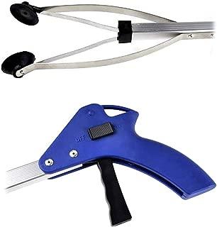 outils ressort courbe Reich longue port/ée pour hebung Pince PoloMar KEMOT Pick Up flexibles Outil flexible Flexible /à griffe 600/mm Pick Up