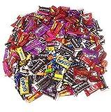 Assorted Bulk American Candy 11.25 Lb Starbursts FaveReds And Skittles Original And Wild Berry Tootsie Rolls Juniors Tootsie Snack Bars Tootsie Mini Dots Tootsie Pops Fruit Rolls 450+ Ct (180.4 Oz)
