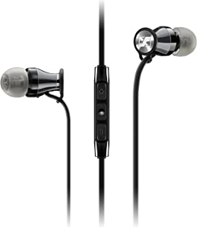 Sennheiser M2 IEi Momentum M2 Iei - Chrome/Black/Red (Pack of 1)