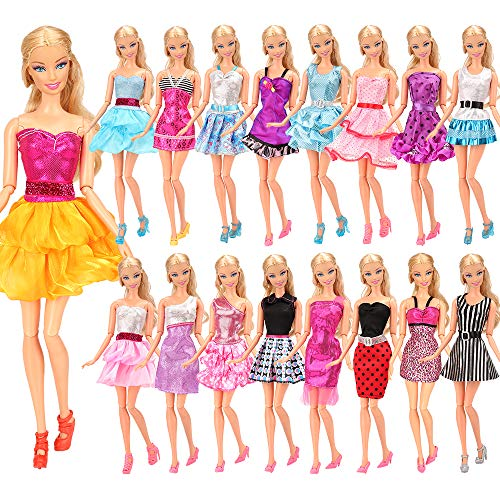 Barwa 12 Pcs Dresses Sets Fashion Party Mini Dress for sale  Delivered anywhere in Canada