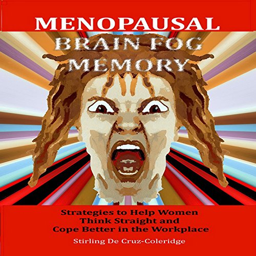Menopausal Brain Fog Memory audiobook cover art