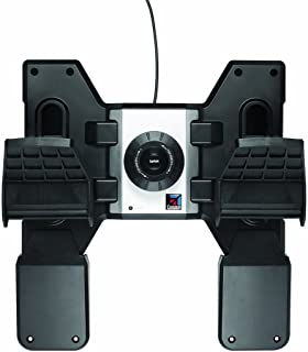 make your own rudder pedals