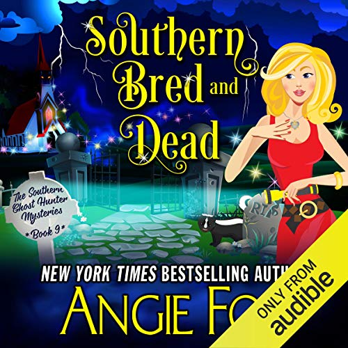 Southern Bred and Dead cover art