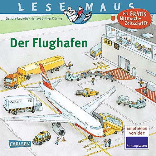 LESEMAUS 160: Der Flughafen (160)
