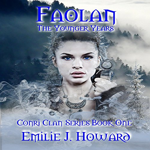Faolan: The Younger Years audiobook cover art