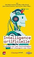 Livres Intelligence artificielle : Enquête sur ces technologies qui changent nos vies PDF