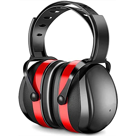 Ear Defenders Muffs Noise Reduction SNR 36dB Safety Ear Protectors Provide Hearing Protection For Shooting, Construction, Yard Work, Machinery Work Mowing