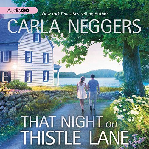 That Night on Thistle Lane audiobook cover art