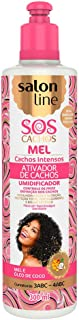 Linha Tratamento (SOS Cachos) Salon Line - Ativador De Cachos Intenso 300 Ml - (Salon Line Treatment (SOS Curls) Collection - Extreme Curl Activator 10.14 Fl Oz)