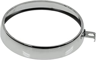 Scheinwerferring chrom für Simson S50 Lampenring, alter Typ breit