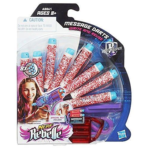 Nerf Rebelle Code Red Dart Refill Pack