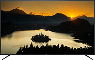 TCL 75 Inch 4K-UHD Android AI-in Smart LED TV -LED75T8200MUS - Metallic Photo frame finish