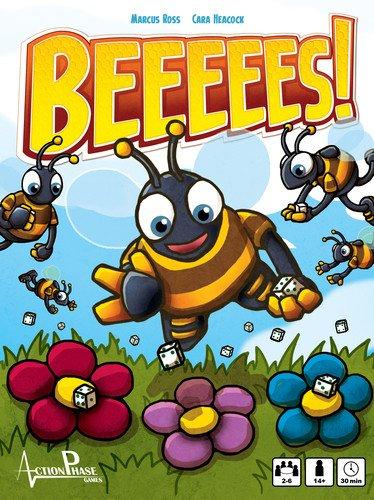 Indie Board Games BE01 - BEEEEES