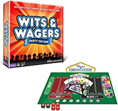 North Star Games Wits and Wagers Party Edition with Las Vegas Extension