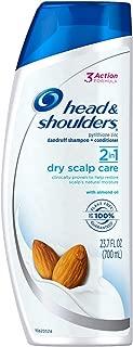 Head & Shoulders Dry Scalp Care 2-in-1 Dandruff Shampoo, 23.7 oz