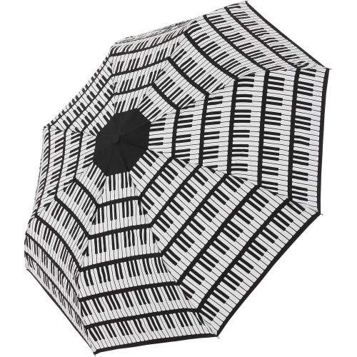 Vienna World Regenschirm (Taschenschirm) Tastatur