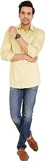 hkf Men's Cotton Shirt