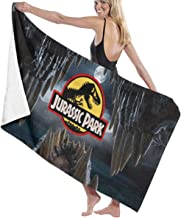 Jurassic-Park Beach Towel Sheet Bath Set Bathroom Bath Towels Accessories Pool Towel