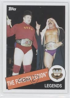 The Foreign Legion (Trading Card) 2015 Topps Heritage WWE - [Base] #16