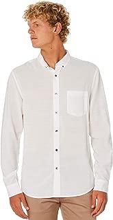 Academy Brand Men's Burton Mens Ls Shirt Long Sleeve White