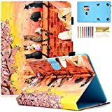 Casii Universal Case for 10 Inch Tablet, [Cards Slots]
