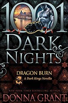 Dragon Burn: A Dark Kings Novella by [Donna Grant]
