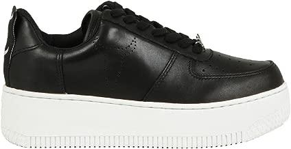 Windsor Smith Shoes Woman Sneakers Platform RACERR Black White