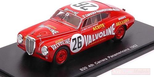 ahorrar en el despacho Spark Model S2442 Lancia Aurelia B20 N.26 1952 MAGLIOLI-BORNIGIA MAGLIOLI-BORNIGIA MAGLIOLI-BORNIGIA 1 43 Die Cast Compatible con  ventas en línea de venta