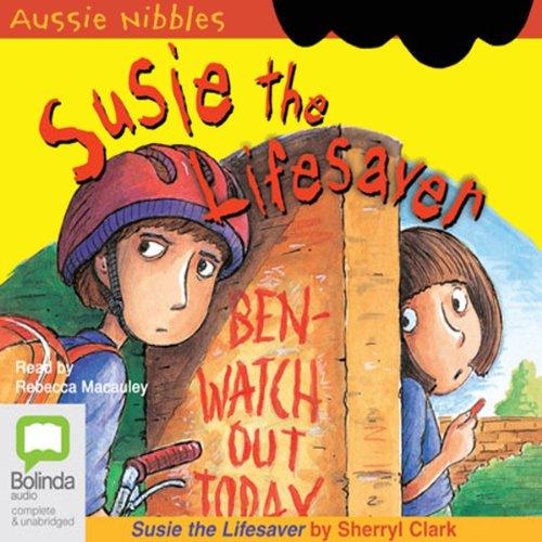 Couverture de Susie the Lifesaver: Aussie Nibbles