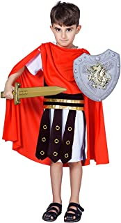 Boy's Roman Warrior Costume