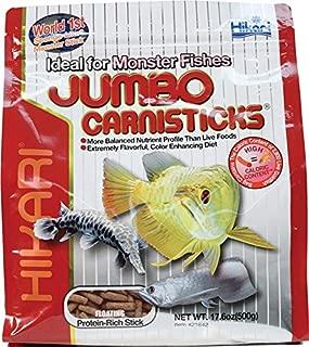 Hikari Usa Inc AHK21642 carnivoreivore Sticks Jumbo 17.6-Ounce