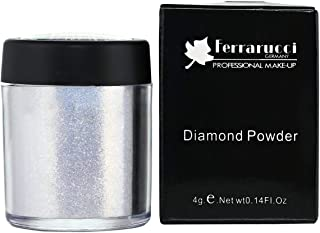 Ferrarucci Diamond Powder - FDE02 Silver, 4g