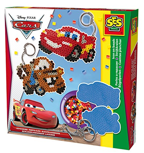 SES Creative 14735 - Bügelperlenset Disney Cars