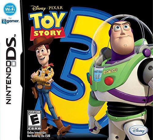 Disney Toy Story 3: The Video Game, Nintendo DS, ESP Nintendo DS Español vídeo - Juego (Nintendo DS, ESP, Nintendo DS, Acción / Aventura, Modo multijugador, E (para todos))
