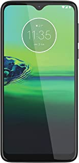 "Motorola Moto G8 Play XT2015-2 (32GB) 6.2"" (19:9) HD+ 4G LTE GSM Factory Unlocked Smartphone (International Version) (Obsidian Grey)"