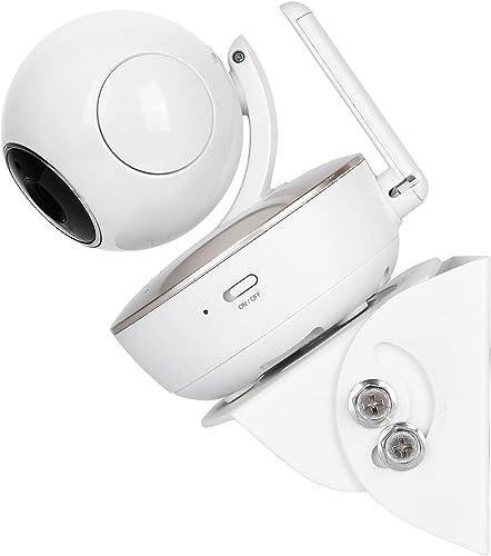 Adjustable Angle Wall Mount for Arlo Baby Monitor, Motorola Baby Monitor and Most Universal Monitors Camera, Aluminum Alloy Material product image