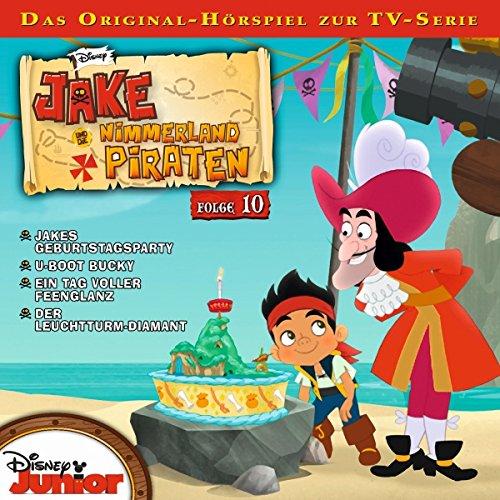Jake und die Nimmerland-Piraten 10 Titelbild