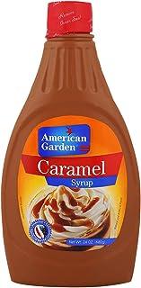 American Garden Caramel Syrup, 680 gm