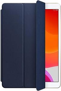 جراب ذكي لجهاز ايباد 10.2 بوصة - الجيل السابع - أزرق غامق