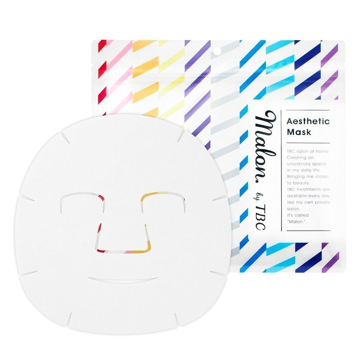 ロデオ広告主ナチュラMalon.by TBC エステティックマスク 30枚入×2袋 (60枚セット)