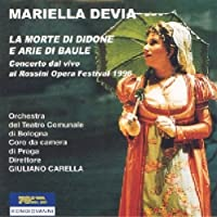 La Morte Di Didone Adelaide D by ROSSINI / PORTOGALLO (1998-11-01)