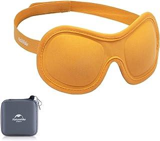 MORUDO 2 Pack Sleep Mask 3D Contoured Night Blindfold No Pressure for Travel Sleep