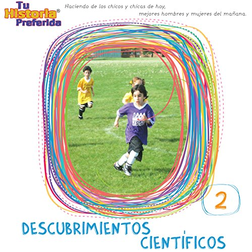 Descubrimientos Cientificos 2 [Scientific Discoveries 2 (Texto Completo)] audiobook cover art